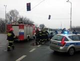 Kolejny wypadek na skrzyżowaniu Mireckiego, Szarych Szeregów i Wernera w Radomiu
