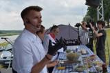 Karol Okrasa ponownie gotuje dla mieszkańców Krosna Odrzańskiego podczas Rybobrania [ZDJĘCIA]