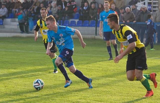 Błękitni w ostatnich pięciu meczach wygrali tylko raz, 1:0 z Siarką Tarnobrzeg.