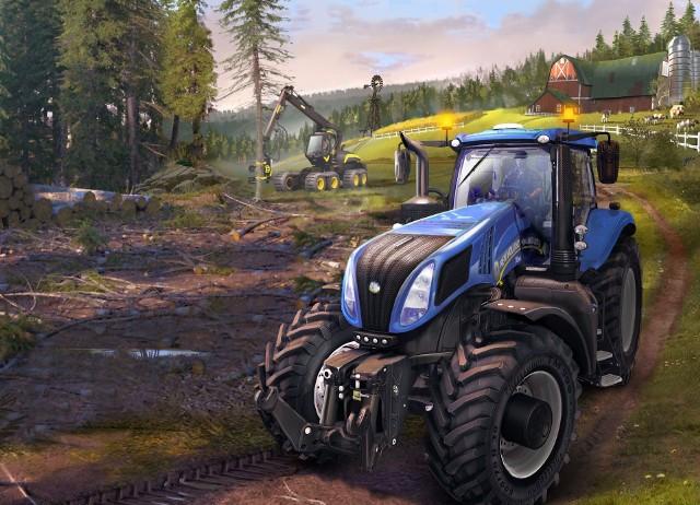 Farming Simulator 15Farming Simulator 15: Jak się sprzedaje gra (wideo)