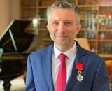 Himalaista z Lublina, Piotr Tomala otrzymał francuską Legią Honorową. Za uratowanie Elizabeth Revol