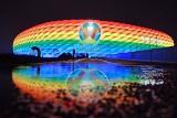 Euro 2020. Stadion w Monachium nie zostanie podświetlony kolorami tęczy. UEFA mówi: stop