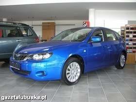 Ten model Subaru został stworzony z myślą o młodych kierowcach, co widać w każdym szczególe samochodu (Fot. Piotr Walczak)