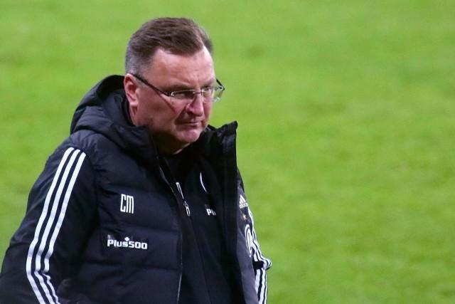 Michniewicz przed meczem Legia - Śląsk: Potrzebna jest nam seria zwycięstw