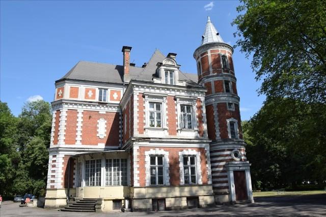Zabytkowy pałac w Brzeziu  ponownie zostanie wystawiony na sprzedaż!