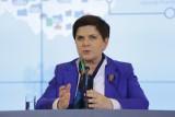 Kraków. Beata Szydło składa zeznania. Protest przed prokuraturą