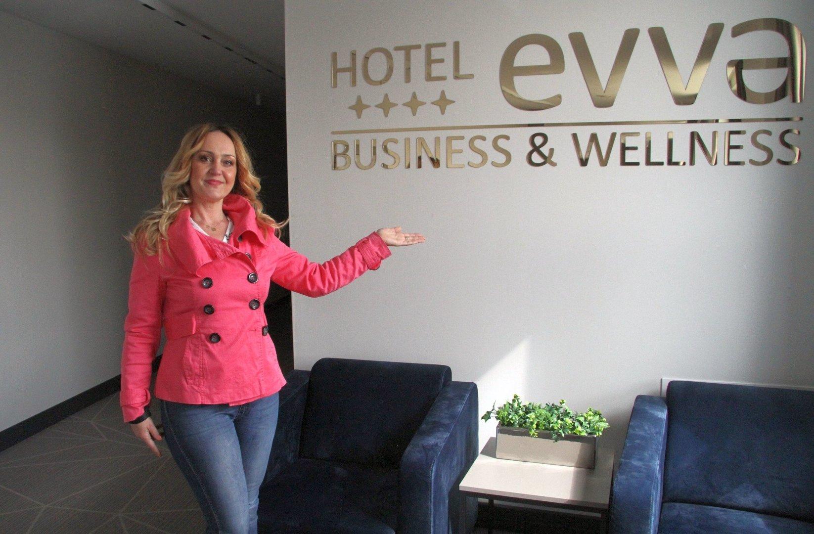 9f642afbcd Hotel Evva     Business   Wellness w Tarnobrzegu z basenem i sauną już  otwarty! Na gości czeka luksus w eleganckiej oprawie  ZDJĘCIA