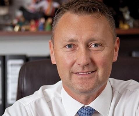 Prezydent Mielca Jacek Wiśniewski