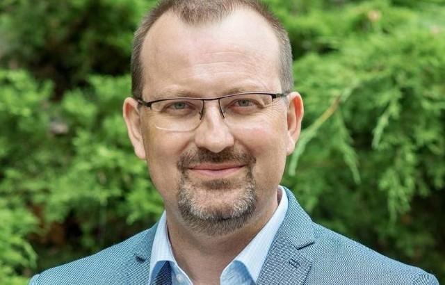 Maciej Awiżeń, starosta Powiatu Kłodzkiego, dziennikarz, przedsiębiorca