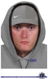 Napad na placówkę bankową w Głogowie. Policja publikuje portret pamięciowy. Rozpoznajesz tego mężczyznę?