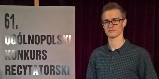 Michał Świderski jest w finale OKR