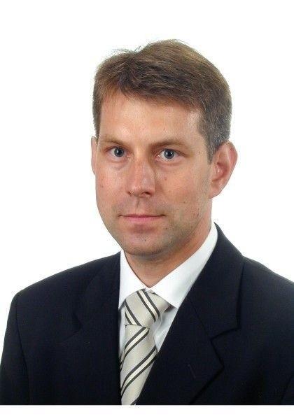 Rafał Kupisz, naczelnik Wydziału Obsługi Informatycznej świętokrzyskiego oddziału Zakładu Ubezpieczeń Społecznych w Kielcach.
