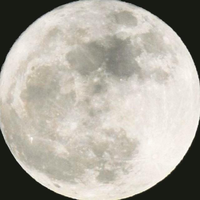 Wielka tarcza księżyca