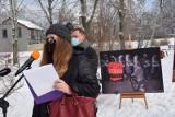 Mieszkańcy Zielonej Góry zebrali 1000 podpisów pod pomysłem stworzenia placu Praw Kobiet. Teraz chcą walczyć z drastycznymi billboardami