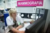 Mammobus stanie przy Kauflandzie. Bezpłatne badania dla pań