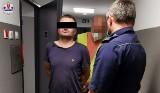 Powiat opolski: Pijany 41-latek ukradł ciągnik i próbował uciekać przed policjantami. Usłyszał sześć zarzutów