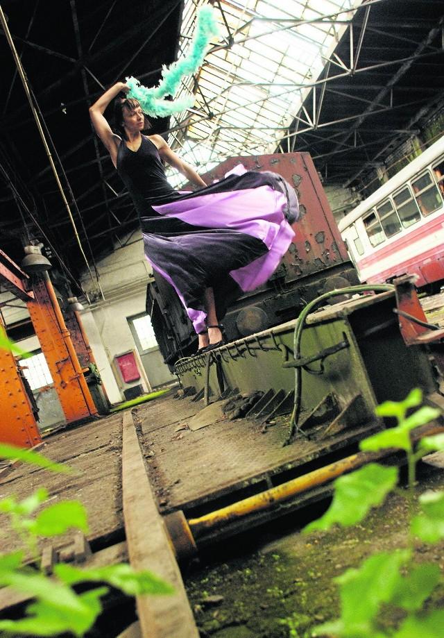 Spektakle nieistniejącego już Śląskiego Teatru Tańca także odbywały się w industrialnej scenerii. Teraz będą w kopalni