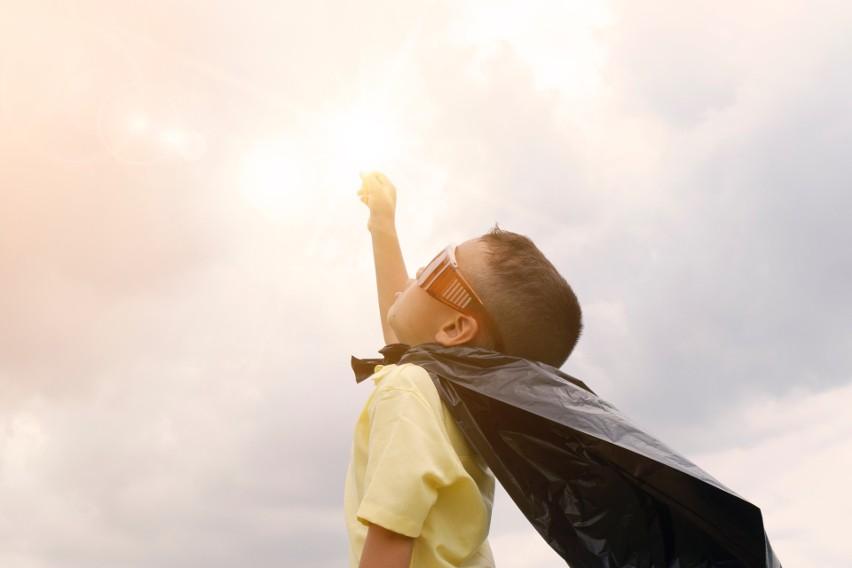 Te dzieci okazały się większą odwagą i siłą niż niejeden...