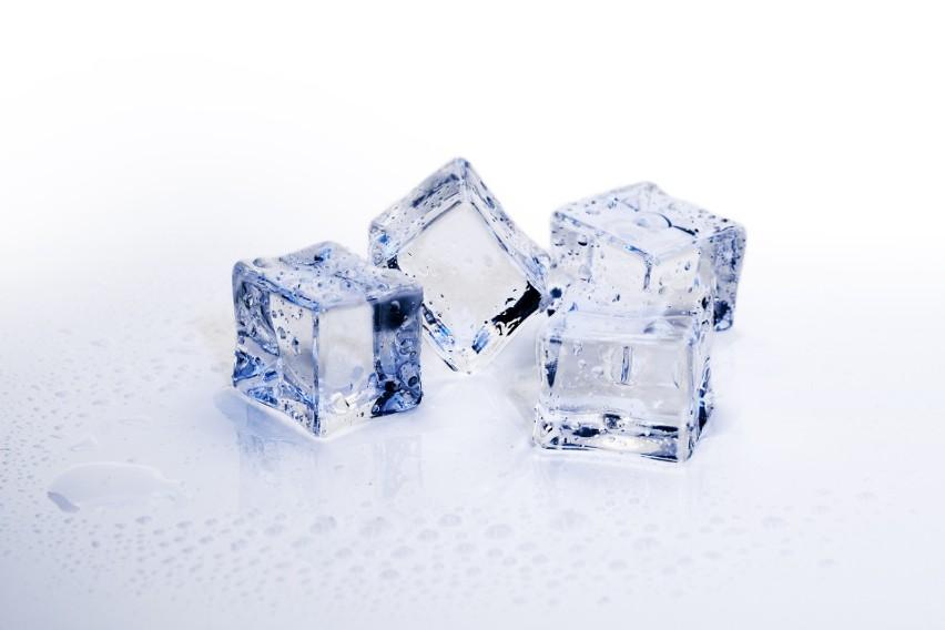 Lód jest tanim i niezwykle skutecznym środkiem łagodzącym...