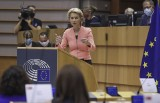 Orędzie Ursuli von der Leyen: o walce z koronawirusem, wspomaganiu rynków pracy i łamaniu praw człowieka i sankcjach