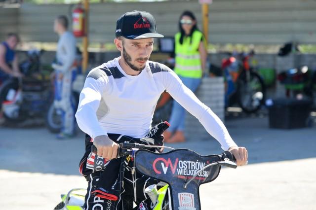 Kamil Brzozowski karierę żużlowca rozpoczynał w Stali Gorzów.