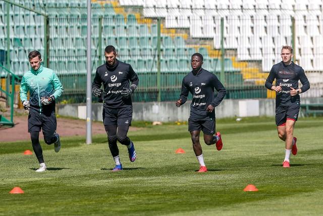 Lechia Gdańsk wróciła do treningów