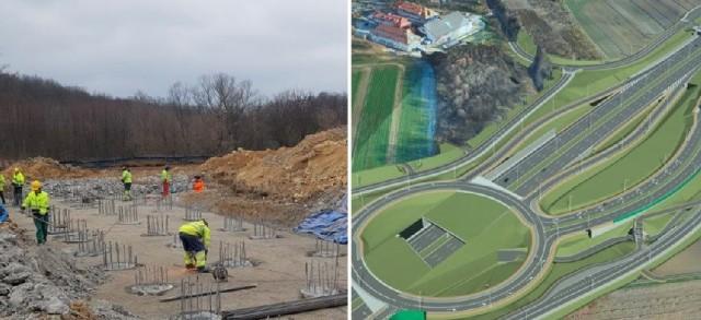Koszt budowy Północnej Obwodnicy Krakowa to 1,5 mld zł. Inwestycja ma być gotowa w 2023 r.