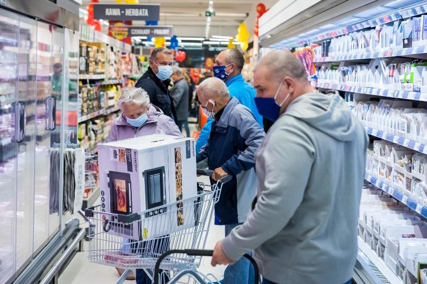 Nowe przepisy mają ograniczyć kombinowanie sklepów, które...