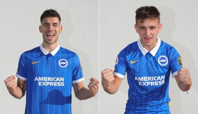 Jakub Moder i Michał Karbownik doczekali się debiutu w Brighton