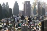 Katowice: Pierwszy weekend po Wszystkich Świętych z otwartymi cmentarzami. Na nekropoliach spory ruch