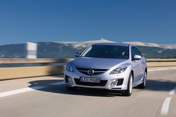 Mazda6, najczęściej kupowane auto tej marki w Polsce