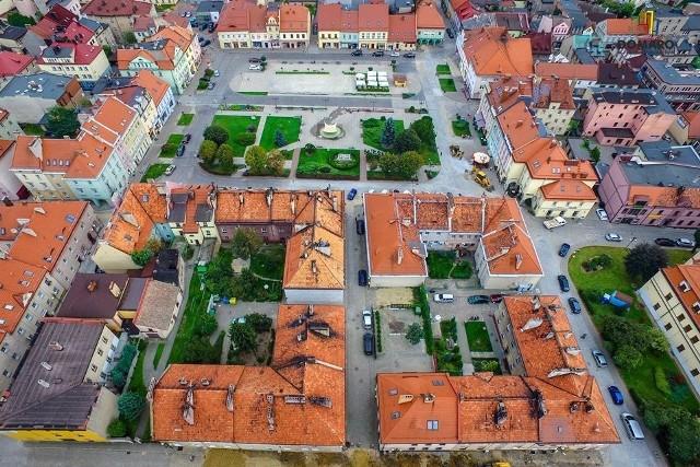 Zobacz Stare i Nowe Miasto na zdjęciach