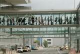 Czterej pracownicy wrocławskiego lotniska pili w pracy