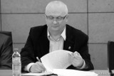 Stalowa Wola. Zmarł społecznik, radca prawny Aleksander Szczęch. Przegrał walkę z Covid-19