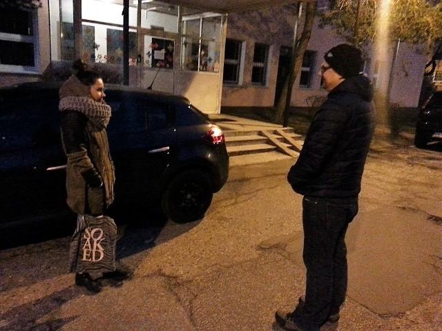 Godz. 5.30. Dwie pierwsze osoby, zdecydowane, aby zapisać dzieci do Żłobka nr 29 ustawiły się przed jego siedzibą przy ul. Gogola 9 jeszcze przed świtem