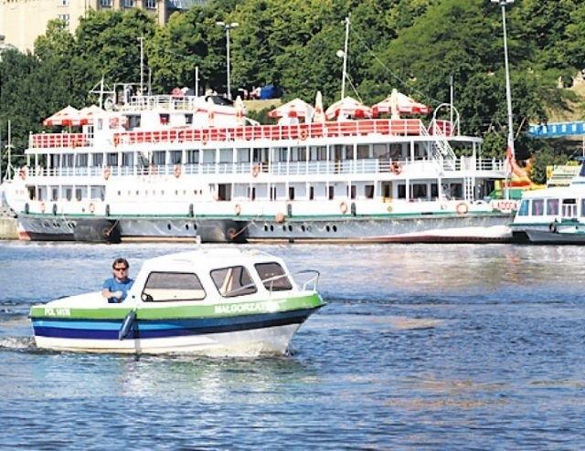 Zainteresowanie łodziami w sezonie było tak duże, że rezerwację trzeba było dokonywać z kilkudniowym wyprzedzeniem.
