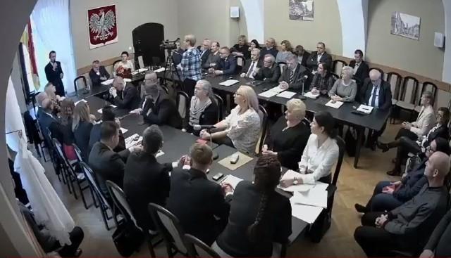 Burmistrz Świebodzina Tomasz Sielicki złożył dzisiaj ślubowanie