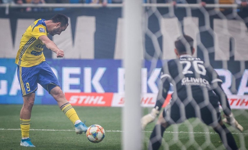 Którym piłkarzom Arki Gdynia kończą się w czerwcu kontrakty? Skład żółto-niebieskich może wkrótce mocno się zmienić [GALERIA]
