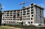Kraków. Budowa kolejnego prywatnego akademika przy AWF [ZDJĘCIA]