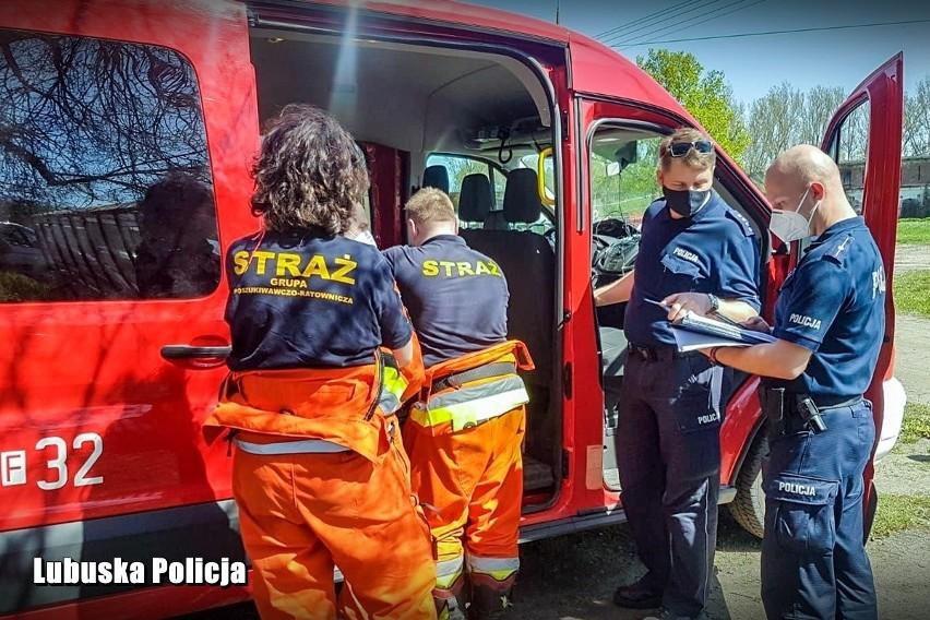 Od poniedziałku (10 maja) lubuscy policjanci wspólnie ze...