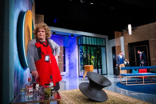 Teatr Powszechny przygotował prapremierę spektaklu, którego bohaterką jest lubiana przez widzów pomoc domowa Nadia