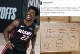 Gwiazdor Miami Heat, Jimmy Butler, na boisku jest głową węża, poza nim... sprzedaje kawę