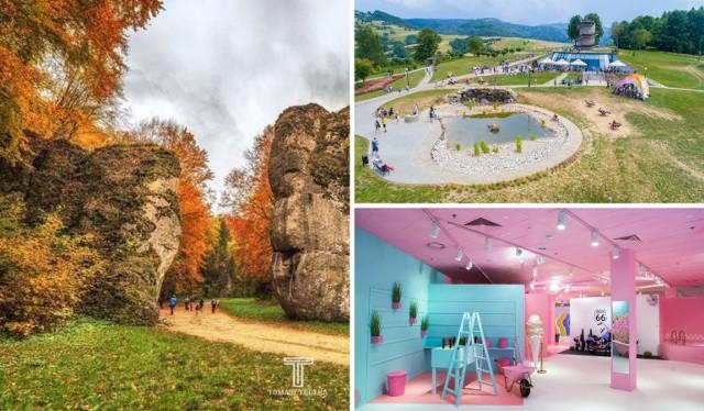 Gdzie na wycieczkę w Małopolsce? Ciekawe i malownicze miejsca idealne na jesienny wypad [ZDJĘCIA, CENY, DOJAZD]