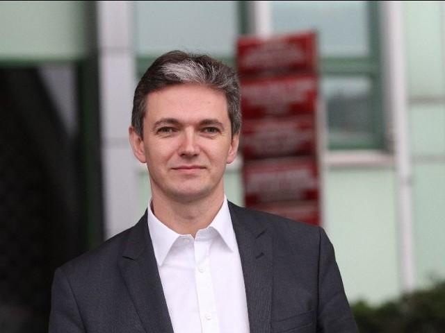 Adam Jarubas, marszałek województwa świętokrzyskiego.