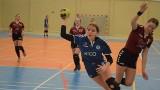 W 2. rundzie Lubuskiej Ligi Młodziczek UKS Spartakus Handball Team Zielona Góra uległ MUKS-owi Lider Świebodzin