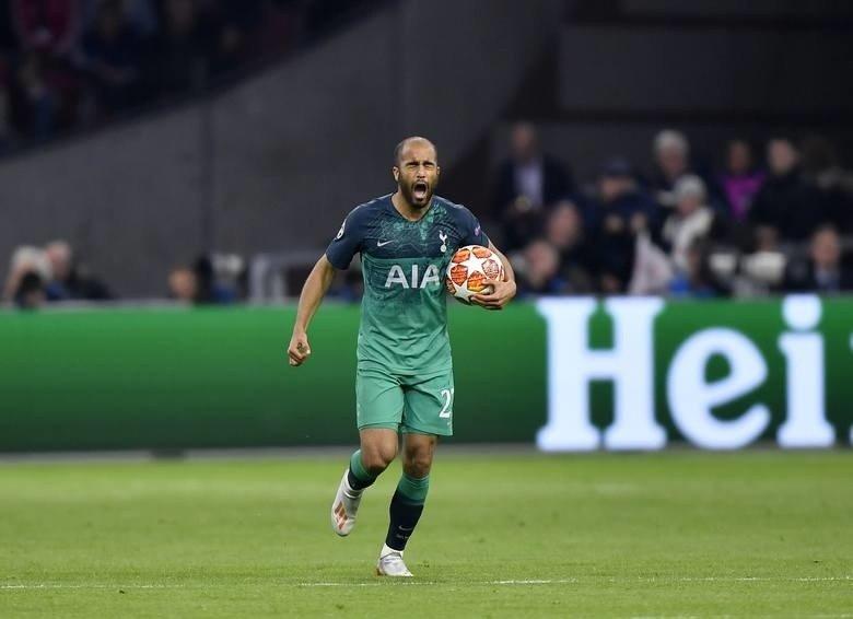 9fc76de66 Hat-trick Lucasa Moury! Ajax - Tottenham 2:3! Zobacz gole na YouTube  (WIDEO). Liga Mistrzów, skrót. Szalony pościg Tottenhamu