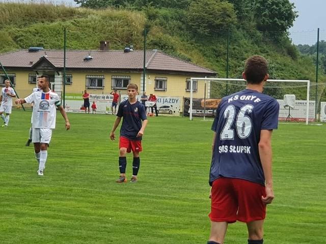 Mecz w Debrznie