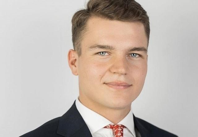 """Dobromir Szymański twierdzi, że nie był również w stanie zaakceptować """"horrendalnej podwyżki podatków dla przedsiębiorców: -"""
