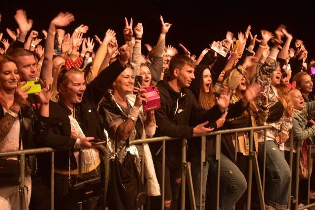 Lubuskie Lato Kulturalne 2021. Sobel dał koncert w Dąbiu.