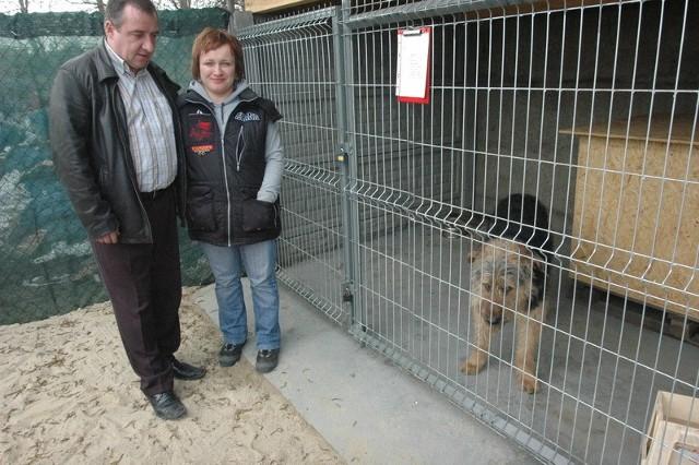 Przetarg na prowadzenie schroniska dla zwierząt wygrali Maria Zięba z Amicusa, Arkadiusz Juras (na zdjęciu) i lecznica Orivet.